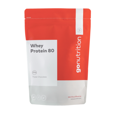 GoNutrition Whey Protein 80 - 250g