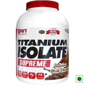 Titanium Isolate Supreme 5 lb Delicious Milk Chocolate