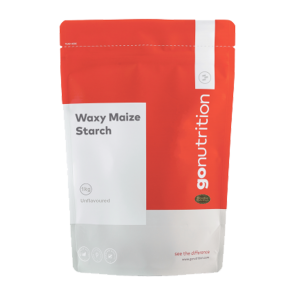 GoNutrition Waxy Maize Starch-1 Kg